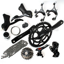Shimano Black Road Bike Bicycle Group Set Groupset ,Sora 3500 9-speed