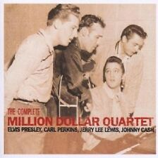 "ELVIS PRESLEY ""THE COMPLETE MILLION DOLLAR..."" CD NEU"