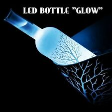 LED white Light Sticker Bottle glorifier bottle glow nightclub 50PACK
