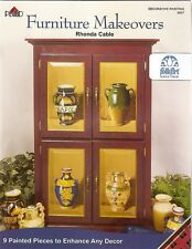 Rhonda Cable : FURNITURE MAKEOVERS Painting Book - NEW!