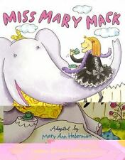 Miss Mary Mack by Mary Ann Hoberman (2001, Board Book, Revised)