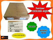 Juniper EX9200-4QS BRAND NEW SEALED