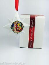 Hutschenreuther Weihnachtsstern Stern 1997 OHNE Originalverpackung NEU