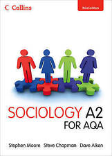 Sociology A2 for AQA (Collins A Level Sociology)-ExLibrary