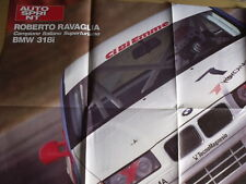 Poster 80x55 - BMW 318i ROBERTO RAVAGLIA  [AS3] -15