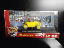 Voiture Spirou Atlas Citroen 5 HP  TBE B + C