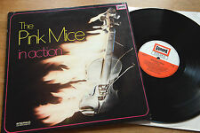 THE PINK MICE in action Europa E 456 A5/B1 Kraut Prog Psych Lucifer's Friend