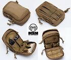 Mil Spec Monkey MSM Stealth Compact Pouch-Multicam-Coyote-Ranger Green