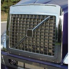 Volvo 2003+ 630/670/780 VN Stainless Steel Bug and Grill Deflector Kit