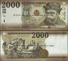 Hungary,2000 Forint,2016,Uncirculated,PNew @ EBS