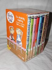 Charlie and Lola - Vol. 1-8 (DVD, 2008, 8-Disc Set)