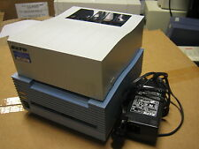 SATO CT400T CT400 EX2 Thermal Barcode Label POS Printer RJ45 Including PSU RJ45