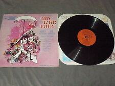 "SOUNDTRACK ""MY FAIR LADY"" LP CBS Ita 1972 OST GATEFOLD"