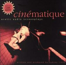 Cinematique: Erotic Audio Screenplays [PA] by Sidney Irons CD BRAND NEW