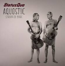 STATUS QUO Aquostic Stripped Bare CD 2014 * NEW