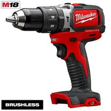 Milwaukee M18BLPD 18v Brushless Hammer Combi Drill Bare Unit * NEW 2015 MODEL *