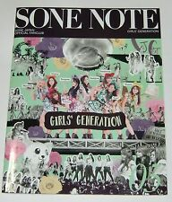 SNSD Girls' Generation JAPAN OFFICIAL FANCLUB MAGAZINE Vol.05 SONE NOTE