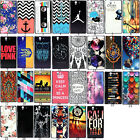 New Design Patterned Hard PC Back Case Cover For Sony Xperia Various Models