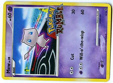 PROMO POKEMON RUMBLE N° 10/16 MEW (Mint Condition)