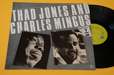 TAD JONES & CHARLIE MINGUS LP TOP JAZZ ITALY 1981 EX++ AUDIOFILI
