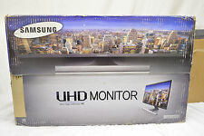 "Samsung 28"" inch U28E590D UHD LED-Lit Monitor 3840 x 2160 Windows 8 Compatible"