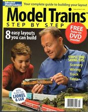 Model Railroader March 2005 Special Issue MODEL TRAINS Lionel LGB Layout Guide