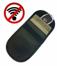 Car keyless entry fob guard signal blocker faraday bag-theft prevention