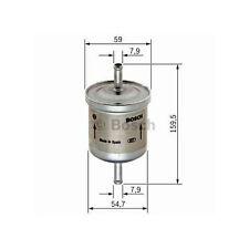 Kraftstofffilter BOSCH 0 450 905 969