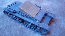 PANZERKAMPFWAGEN 35? PANZER TANK CARRIER 1/35 PRO BUILT / MADE
