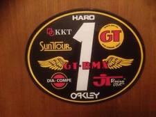 Old School OVAL BMX Number plate by OGK JAPAN -GT BMX