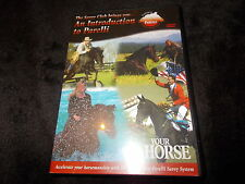 VGC DVD An Introduction To Parelli YOUR HORSE The Savvy Club System Horsemanship