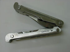 Opus-Technologies Multi Hand Tool with pouch and driver set