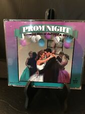 Set of 4 CDs Prom Night Greatest Hits of the 50s & 60s RCA BMG Platters Ace More