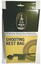 BSA Shooting Rest SACCO-anteriore e posteriore, SACCHI, mantenere il tuo Fucile / Pistola decollare