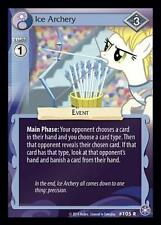 1x Ice Archery - 105 - My Little Pony The Crystal Games MLP CCG