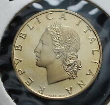 1997  Repubblica Italiana 20  lire  FONDO SPECCHIO  da divisionale