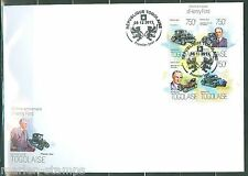 TOGO 2013 150th BIRTH ANNIVERSARY OF HENRY FORD  SHEET FIRST DAY COVER