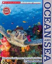 Scholastic Discover More: Ocean and Sea by Parker, Steve