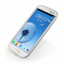 "Unlocked Samsung Galaxy SⅢ S3 I9300 16GB 8MP 3G 4.8"" Android Cellphone White"
