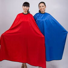 Barber Salon Gown Cape Hairdresser Hair Cutting Waterproof Cloth Tool Delightful