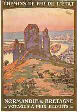 Metal Sign French Travel Poster F22 A4 12X8 Aluminium Vintage Retro Style