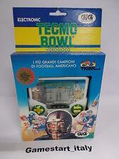 CONSOLE GIG TIGER - TECMO BOWL - 1991 - NUOVO ITA VERSION