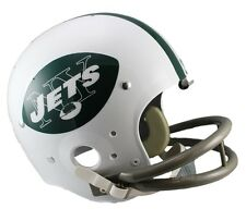 NEW YORK JETS 65-77 TK THROWBACK FULL SIZE FOOTBALL HELMET