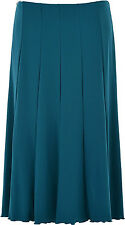 Women's 32 INCHES Long MAXI Skirt With Inside Lining Panel Jersey Fabric Skirts