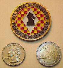 """Challenge Coin: USMC, HMM-264 (REIN) """"BLACK KNIGHTS"""", """"SEMPER FIDELIS"""""""