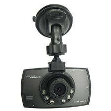 "1080p FULL HD 2.7 ""LCD In-Car DASH CAMERA VIDEO DVR Cam Recorder NIGHT VISION UK"