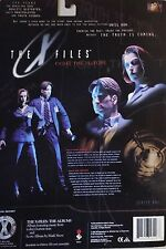MCFARLANE TOYS X-FILES SERIES 1 FIREMAN WITH CRYO-LITTER SEALED NEVER OPENED OOP