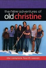 New Adventures of Old Christine: The Complete Fourth Seas (2011, DVD NEUF) DVD-R
