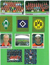 PANINI Fußball 2002 - 20 Verschiedene Sticker - SET 3
