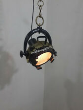 Hollywood Industrial Wave Nautical Pendant Lamp Hanging Ceiling Light